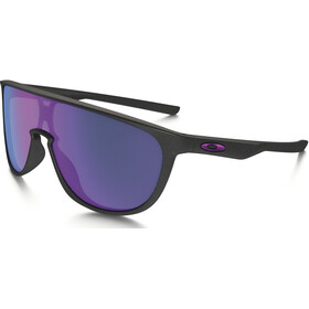 Oakley Trillbe Sunglasses Steel/Violet Iridium